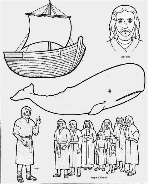 jonah obeys coloring page boat clipart jonah pencil and in color boat clipart jonah
