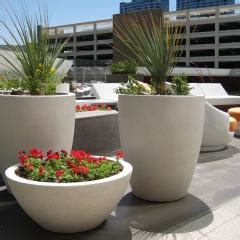 Quickcrete Planters by Images