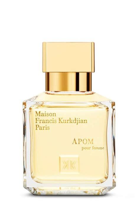 apom pour femme eau de parfum by maison francis kurkdjian luckyscent