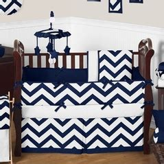navy blue and white crib bedding unisex baby bedding sets