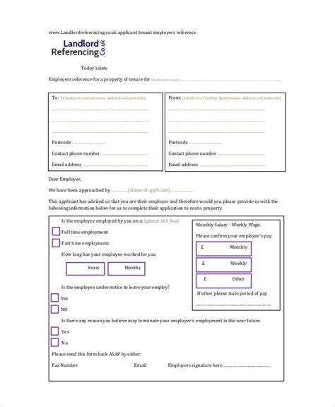 Landlord Reference Letter Uk sle landlord recommendation letter 7 exles in word pdf