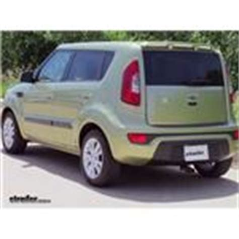 Kia Soul Towing Capacity by 2012 Kia Soul Trailer Hitch Etrailer