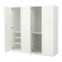 Lemari Di Ikea pax lemari pakaian 200x60x201 cm engsel standar ikea