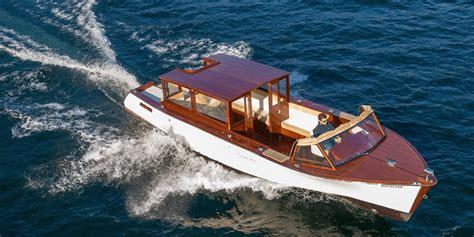 electric yacht powered  ecovolta  rent  lake como