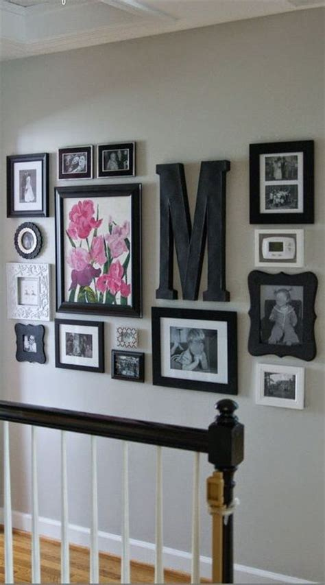 frame decoration on walls best 25 picture frame placement ideas on
