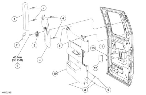 2001 ford f150 parts diagram 2001 ford f 150 door parts diagram ford auto wiring diagram