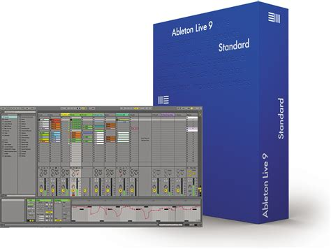 Ableton Live 9 Lite by Ableton Live 9 Standard Upgrade From Live 9 Lite