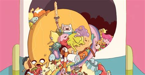 pin by ryan alba on land of ooo pinterest this is a cover for adventure time adventure time anime