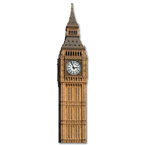Stand up Big Ben 1.85m   Peeks