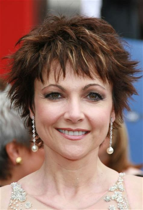 short choppy hairstyles for women over 50 30 modern haircuts for women over 50 with extra zing