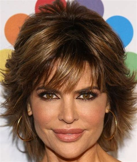 ways to style short hair for women over 50 69 gorgeous ways to make layered hair pop
