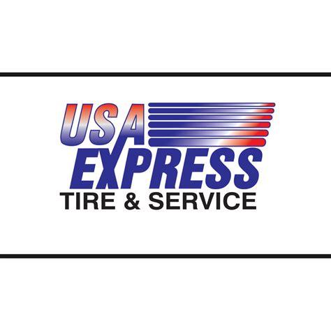 Usa Express Tire & Service   2 Photos   Auto Repair
