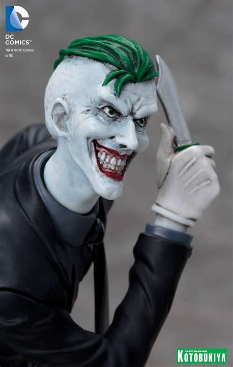 imagenes de joker new 52 kotobukiya dc comics new 52 joker artfx statue the