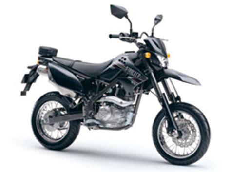Kawasaki D Tracker 50cc moto kawasaki 125 cm3