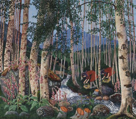 painting norway nikolai astrup 1857599888 nikolai astrup norway s forgotten painter candid magazine