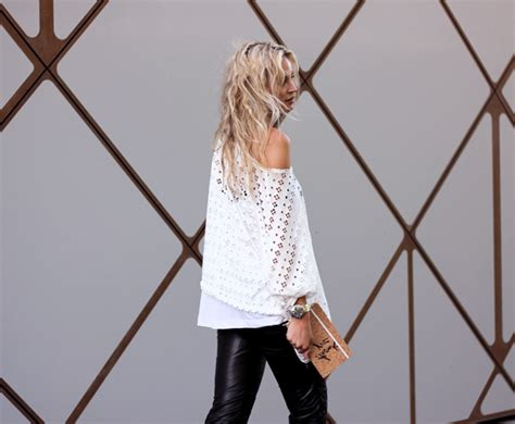 Trends For Summer Eyelet Accents When You Just Cant Commit Second Cty Style Fashion 3 by The Eyelet Fashion Trend Is All The Rage Just The Design