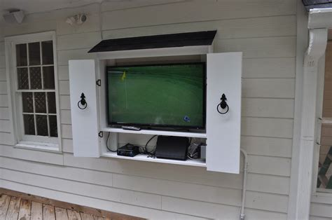 diy outdoor tv cabinet outdoor tv cabinets search outdoor ideas