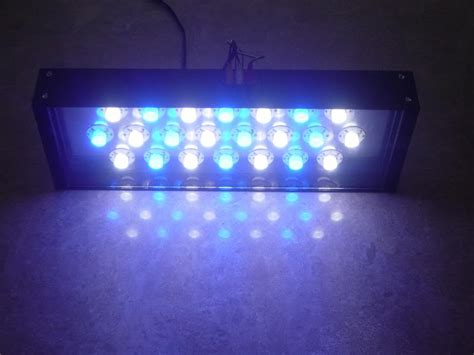 Nano Reef Light Fixtures Another Diy Led Fixture Page 2 Lighting Forum Nano Reef Community