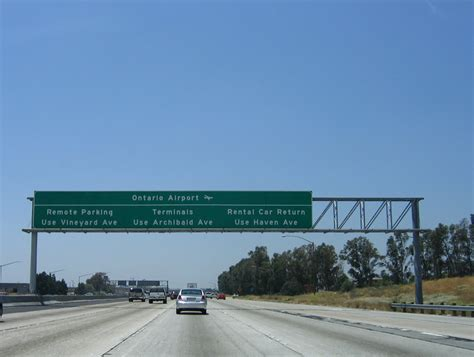 2000 Square Feet by California Aaroads Interstate 10 West Interstate 15