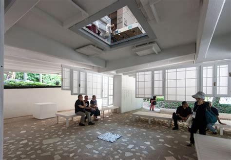 en japan pavilion at the 15th venice architecture biennale