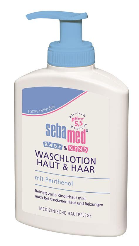 Sebamed Lotion 200ml sebamed and hair wash lotion 200ml buy at kidsroom