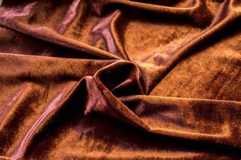 Material Korean by Korea 4 Way Lycra Velour Velvet Shubhtex Fabrics