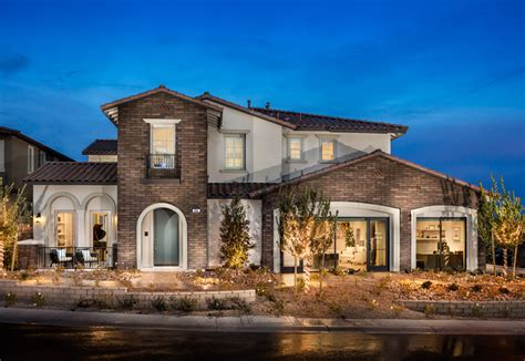 Single Story House Plan by Nevada Homes For Sale 25 New Home Communities Toll