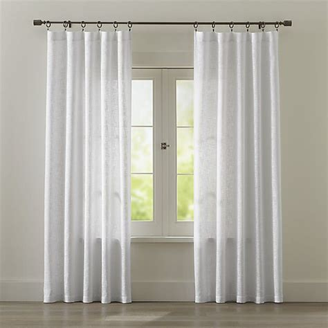 thick white curtains 17 best images about bedroom on pinterest crate and