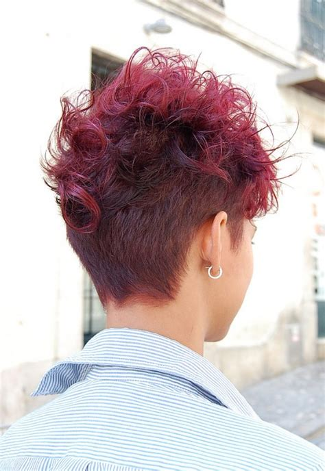 halloween hairstyles for vires short hairstyles 2013 back view