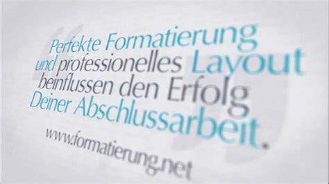 layout bachelorarbeit word formatierung bachelorarbeit formatieren diplomarbeit