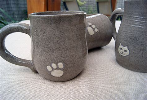 Cat Smile Mug cat smiley mugs on behance