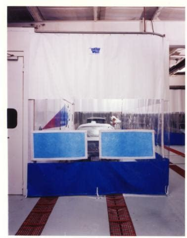 prep station curtains body shop curtains curtain walls auto body curtains