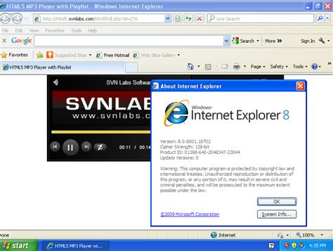 format video html5 firefox browser format support html5 player for playlist