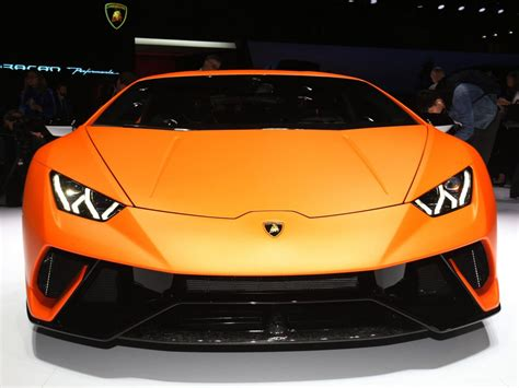 the best car geneva motor show 2017 highlights pictures business insider