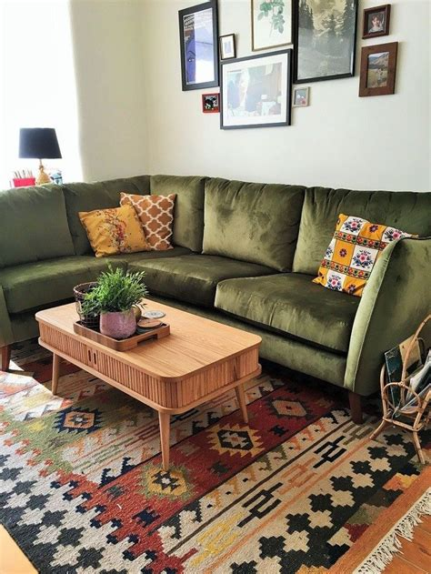 vintage style corner sofa best 25 living room vintage ideas on pinterest mid