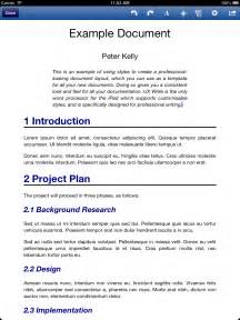 hardware documentation template exle document created from a template ux write