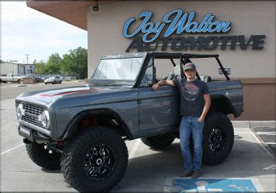 1975 ford bronco restoration ratchet+wrench august 2015