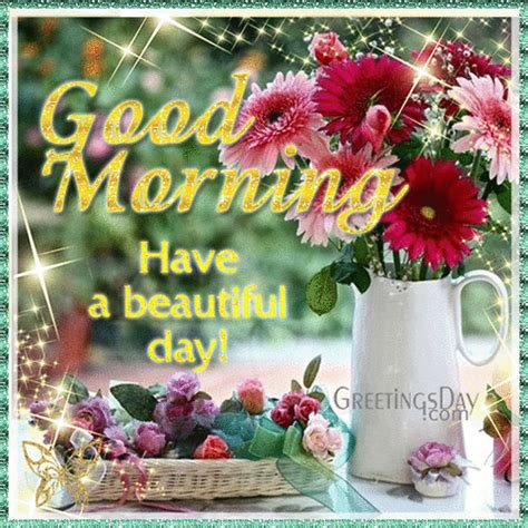 good morning cards pictures holidays
