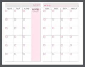 Make Your Own Planner Pages Template Free Printable Planner Pages The Make Your Own Zone
