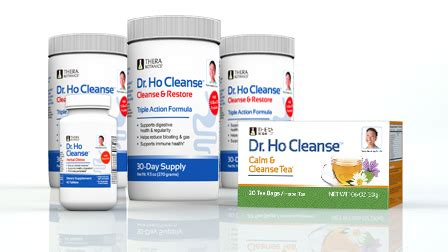 Dr Ho Herbal Detox by Dr Ho Cleanse Formula