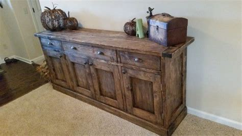 Sideboard Buffet Woodworking Plans Woodworking Projects Do It Yourself Buffet