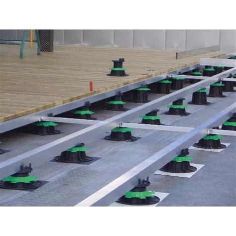 terrasse in 80 cm plot plastique pour terrasse bois 80 140