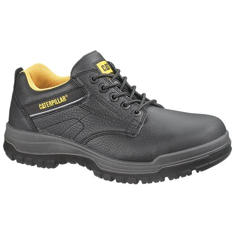 steel toe shoes for s caterpillar 174 dimen steel toe work shoes 195453