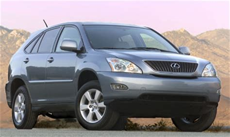 2004 lexus rx 330 review