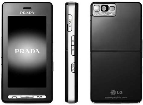 The Prada Phone By Lg by Review Lg Prada Ke850 Mobile Handheld Reviews