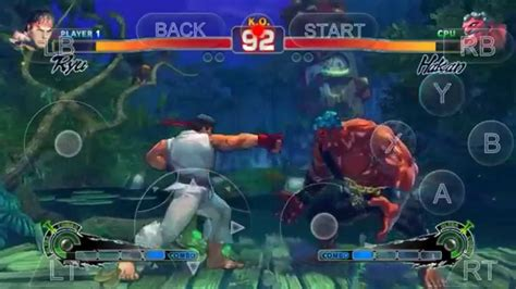 fighter android android fighter iv gameplay