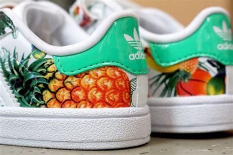 shoes hawai tropical pineapple pineapple print adidas