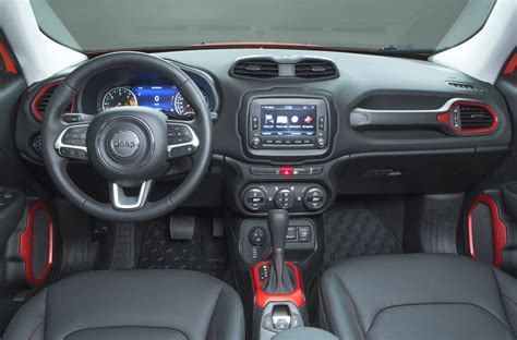 jeep renegade 2014 interior test der neue jeep renegade 2015