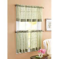 Lace Cafe Curtains Kitchen Selection Of Kitchen Curtains For Modern Home Decoration