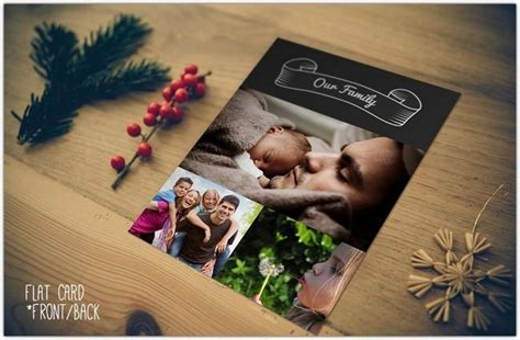 greeting card photoshop template 10 greeting card mockups utemplates